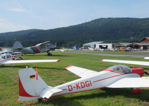 Flugplatz Arnbruck
