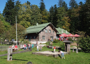 Berggasthaus Schareben