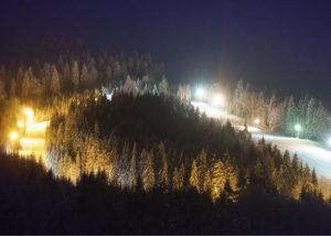 Flutlicht am Riedlberg